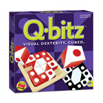 Q-bitz Visual Challenge Game