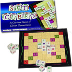 SET Cubed Game