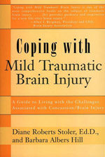 Coping with Mild Traumatic Brain Injury Book